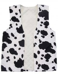 toy story 4 woody white and black vest
