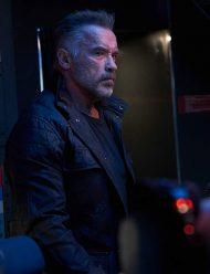 Terminator Dark Fate Arnold Schwarzenegger Jacket