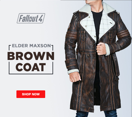 Elder-Maxson-Fur-Collar-Long-Leather-Battle-Jacket-Coat