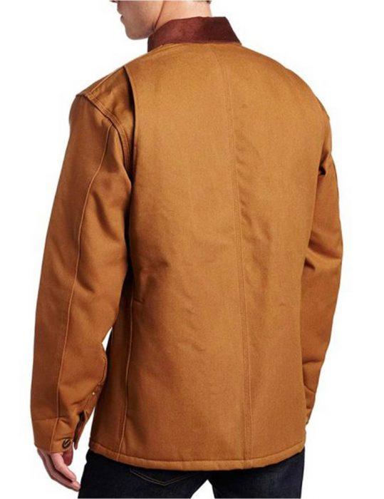 cold pursuit niem lesson cotton jacket