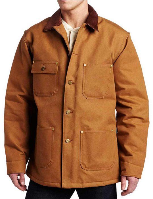 cold pursuit niem lesson jacket