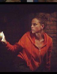 crawl haley keller red hoodie