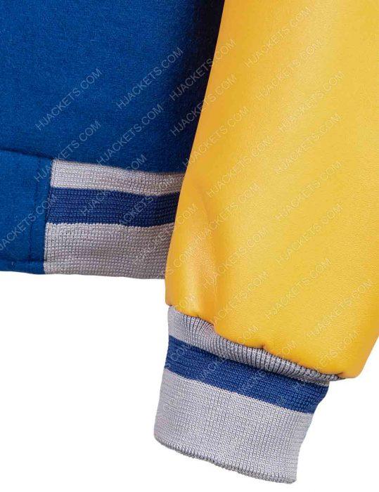 descendants mitchell hope blue jacket
