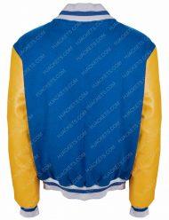 descendants mitchell hope letterman jacket