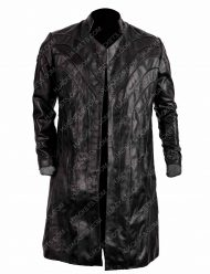 dominion tom wisdom black coat