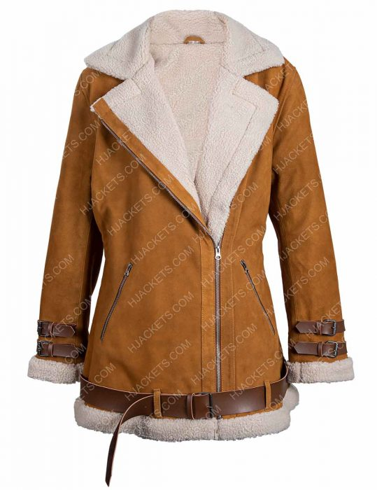 hailey baldwin velocite jacket