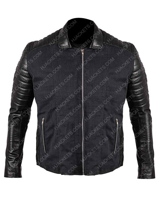 legend of tomorrow mick rory black jacket