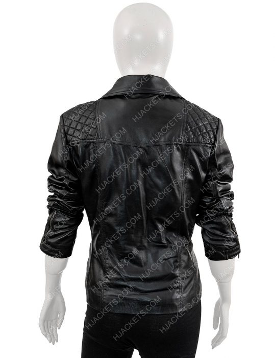 ruby rose batwoman black jacket