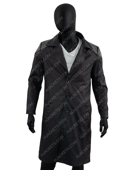 the boys billy butcher cotton coat