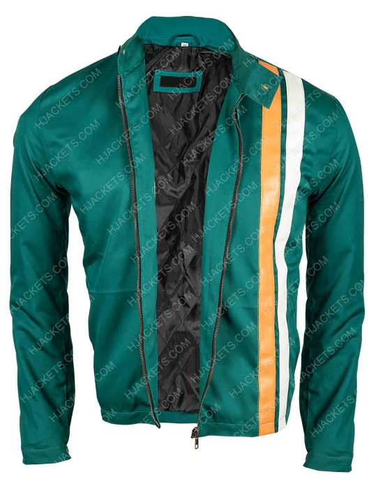 the boys hughie campbell cotton strip jacket
