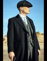 Thomas Shelby Peaky Blinders Coat