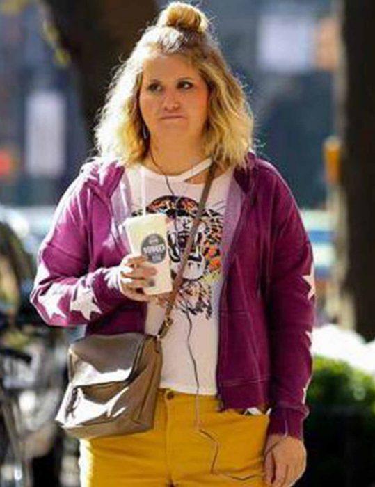 Brittany Runs a Marathon Jillian Bell Purple Hoodie