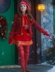 Noelle Anna Kendrick Red Jacket