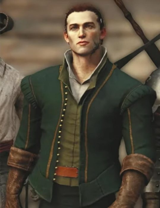greedfall leather jacket