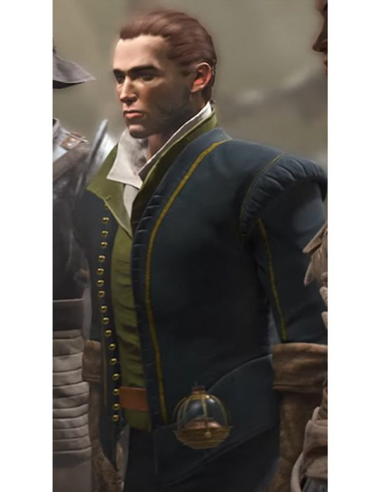 greedfall video game leather jacket
