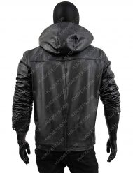 power tommy egan hooded jacket