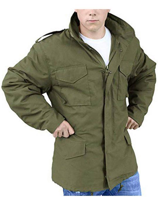 rambo 5 sylvester stallone cotton jacket