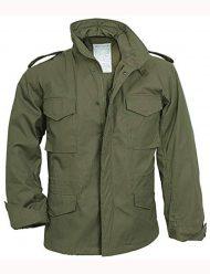 rambo 5 sylvester stallone green cotton jacket