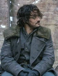 Carnival Row Orlando Bloom Coat