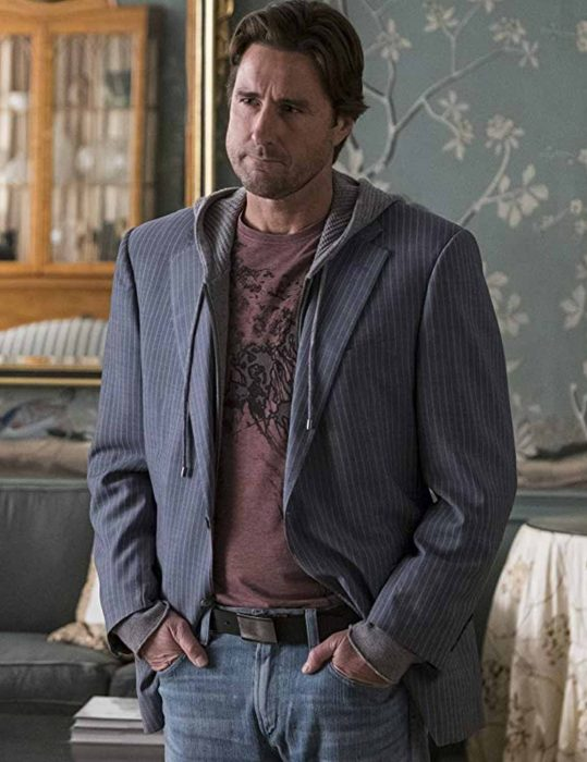 The Goldfinch Larry Decker Suit