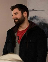 a million little things james roday corduroy jacket