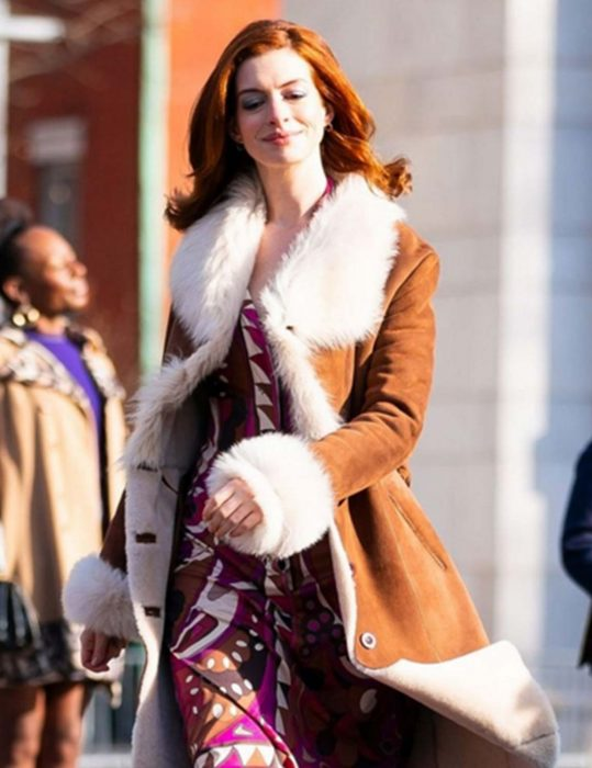 modern love anne hathaway coat