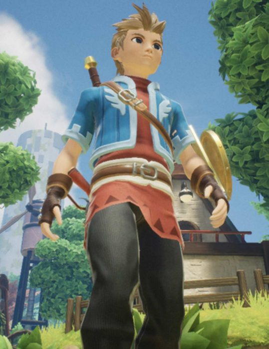 oceanhorn 2 knights of the lost realm jacket