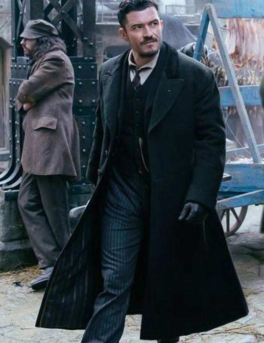 rycroft philostrate carnival row black coat