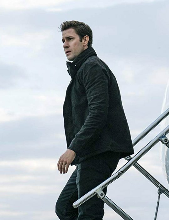 tom clancys jack ryan jacket