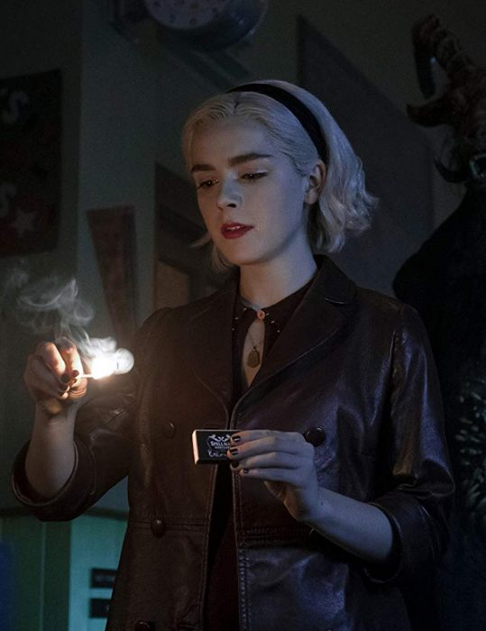Chilling Adventures of Sabrina Season 2 Coat