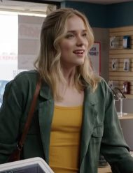 Elizabeth Lail Countdown Movie Quinn Jacket