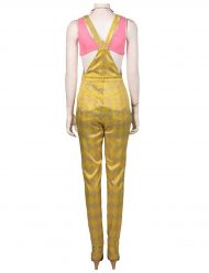 Harley Quinn Birds of Prey Golden Romper