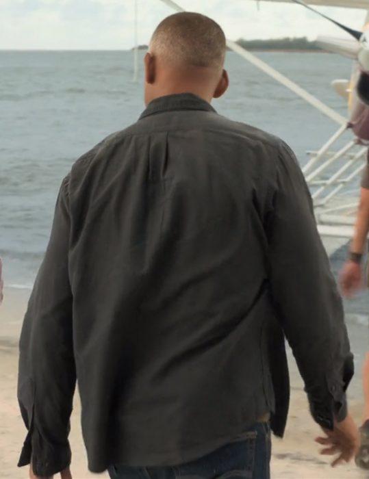 Henry Brogan Gemini Man Will Smith Jacket