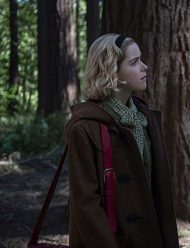Sabrina Spellman Chilling Adventures Of Sabrina Coat