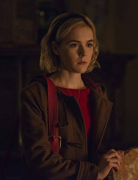 Sabrina Spellman Chilling Adventures Of Sabrina Season 2 Coat