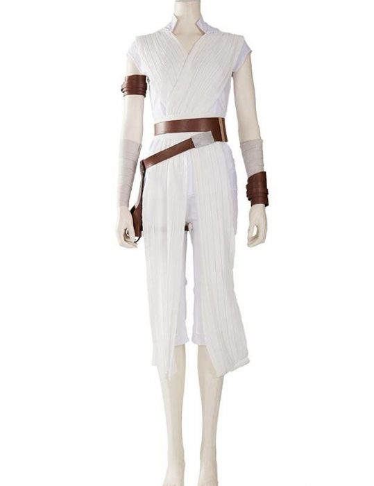Star Wars The Rise of Skywalker Rey Costume