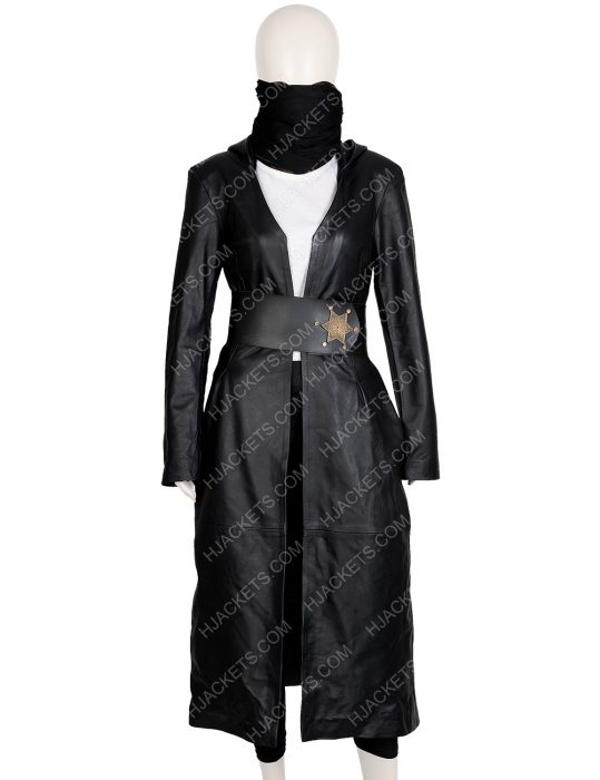 Watchmen Angela Abar Coat