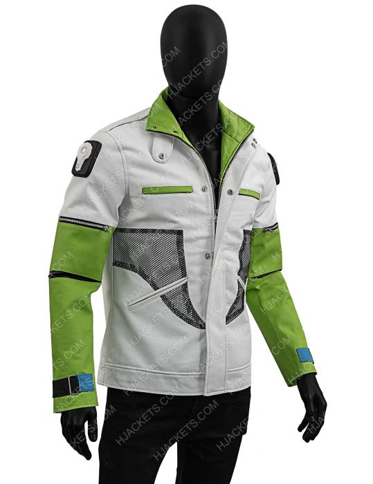 apex legends crypto white jacket