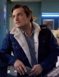 burn josh hutcherson billy denim jacket