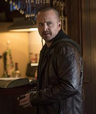 Aaron Paul El Camino A Breaking Bad Movie Hooded Jacket
