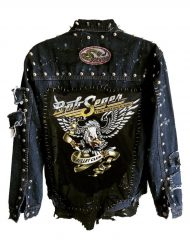 Bullet Club Chad Cherry Jacket