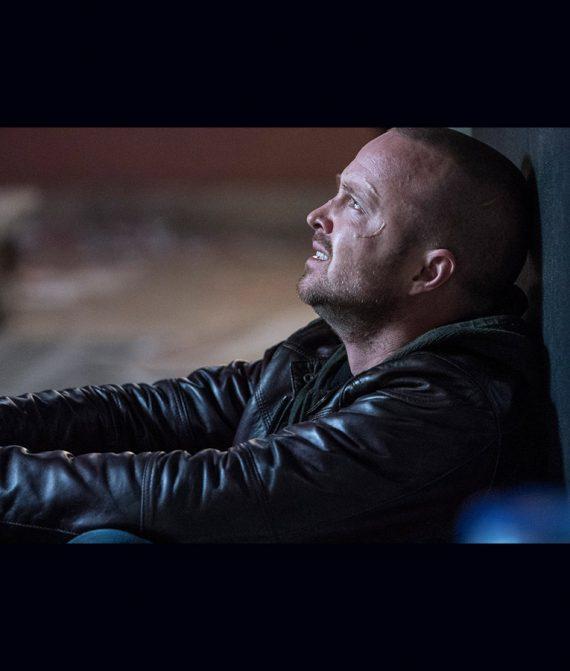 El Camino A Breaking Bad Movie Jesse Jacket