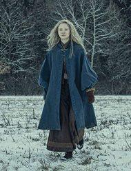 Freya Allan The Witcher Tv Series Ciri Coat