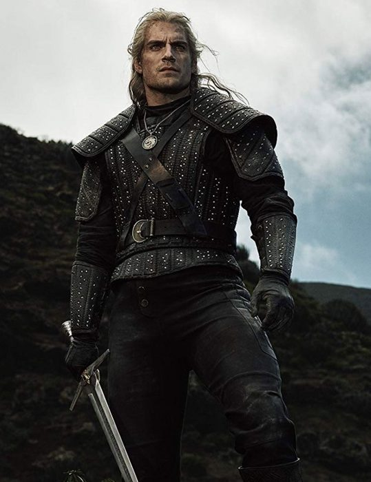 Geralt of Rivia The Witcher Tv Series Jacket