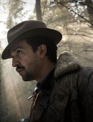 His Dark Materials Lee Scoresby Fur Coat