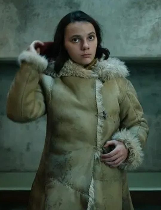 His Dark Materials Lyra Belacqua Coat