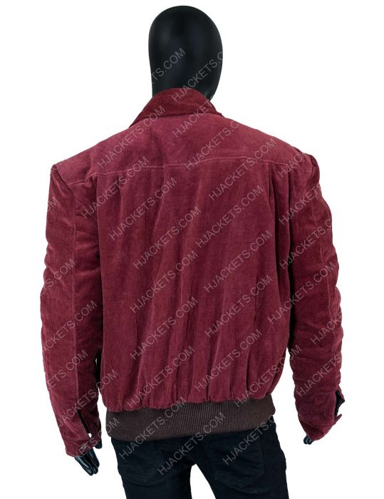 Jack Torrance The Shining Red Velvet Jacket