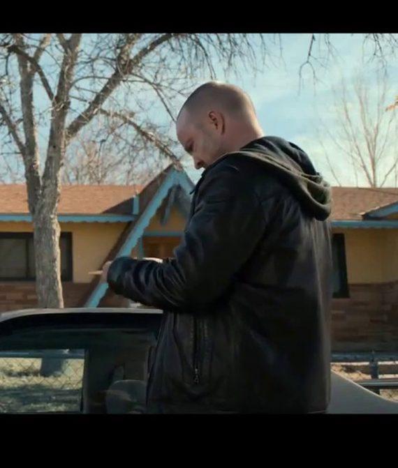 Jesse El Camino A Breaking Bad Movie Jacket