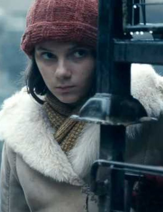 Lyra Belacqua His Dark Materials Dafne Keen Coat