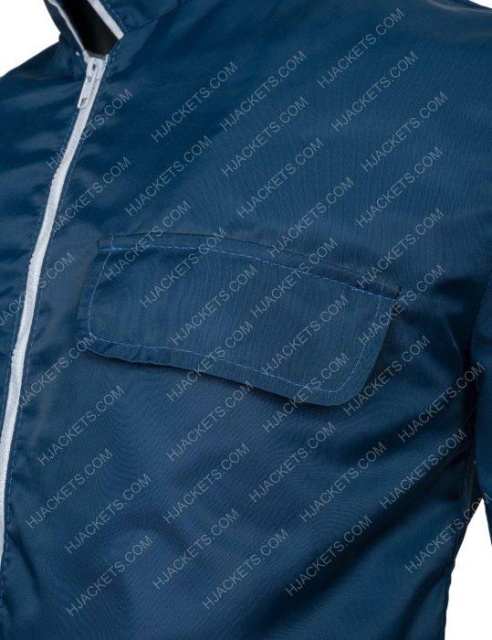 Matt Damon Parachute Jacket